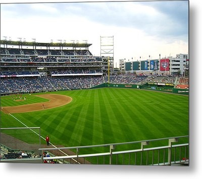 Nationals Park - 01135 Metal Print by DC Photographer