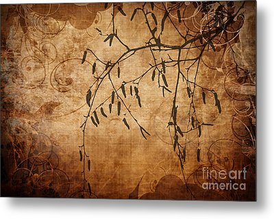 Nature Canvas  Metal Print by Andrea Kollo