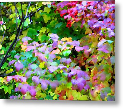 Nature Spirit Metal Print