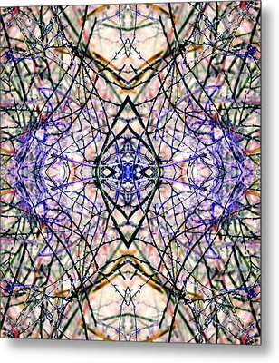 Intuition's Intent Metal Print