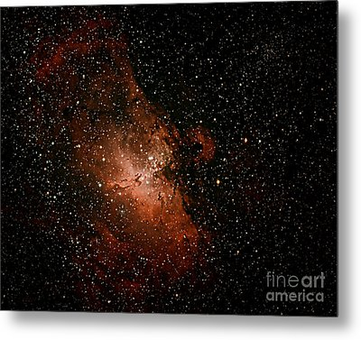 Nebula  M16 Metal Print