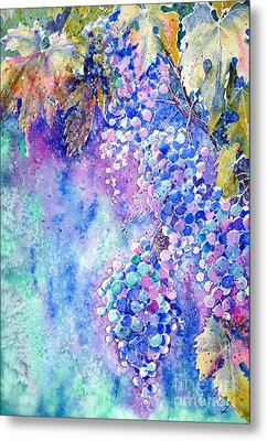 Nectar Of Nature Metal Print by Zaira Dzhaubaeva