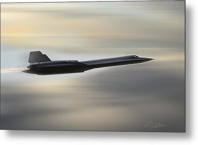 Need For Speed 3 Metal Print