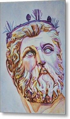 Neptune Metal Print