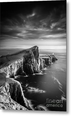 Nest Point Metal Print