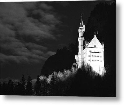 Neuschwanstein Castle Metal Print by Matt MacMillan