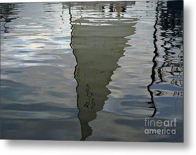 New Bedford Waterfront Xii Metal Print by Dave Gordon