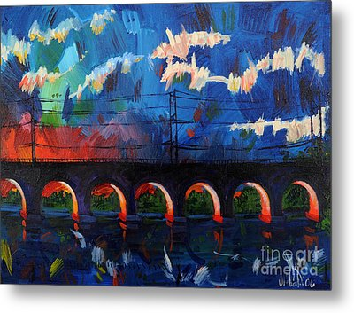 New Brunswick Certainly Has It's Moments Metal Print