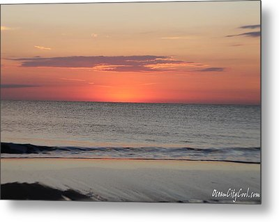 Metal Print featuring the photograph New Day Coming by Robert Banach