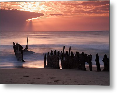 New Day Dawning Metal Print