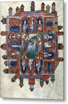 New Jerusalem, C1220 Metal Print by Granger