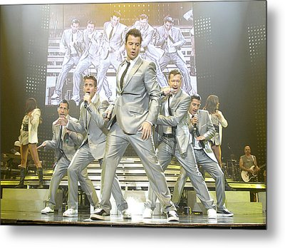 Metal Print featuring the photograph New Kids On The Block by Don Olea