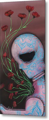 New Life Metal Print by Abril Andrade Griffith