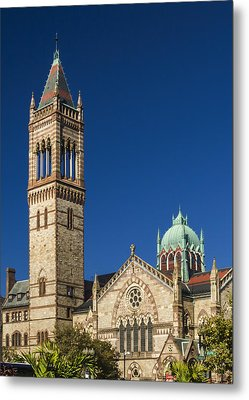 New Old South Church Metal Print