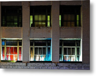 New Orleans Late Night Metal Print by Christine Till