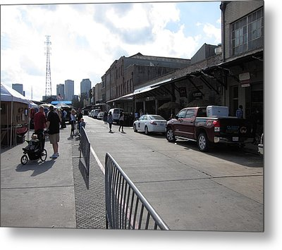 New Orleans - Seen On The Streets - 121213 Metal Print by DC Photographer