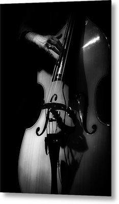 New Orleans Strings Metal Print