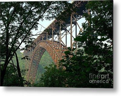 New River Gorge Bridge  Metal Print by Thomas R Fletcher