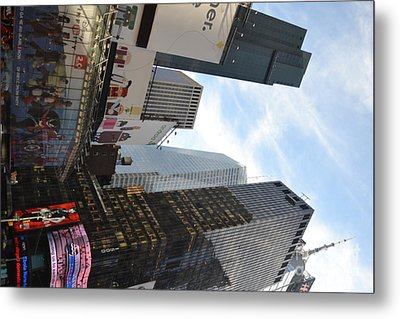New York City II Metal Print