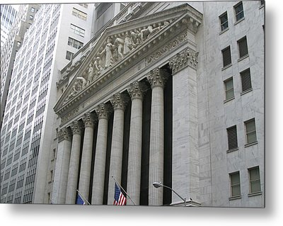 New York City - Sights Of The City - 121242 Metal Print by DC Photographer