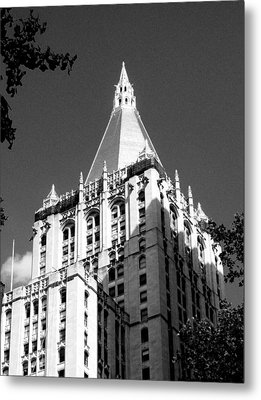 New York Life Insurance Tower Metal Print