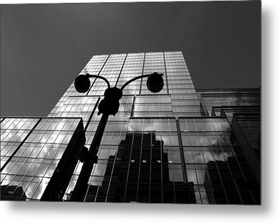 New York Streets 2 Metal Print