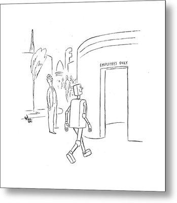 New Yorker May 11th, 1940 Metal Print