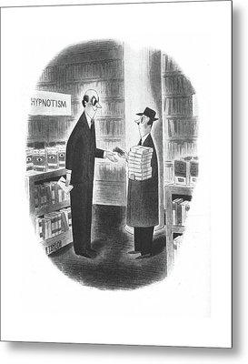 New Yorker October 19th, 1940 Metal Print