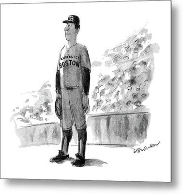New Yorker October 5th, 1981 Metal Print