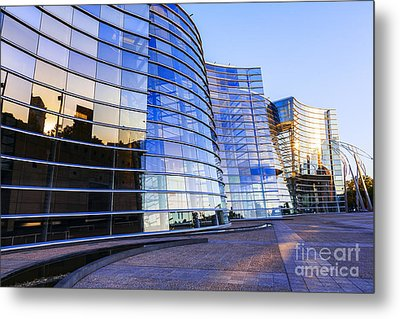 New Zealand Christchurch Art Gallery Metal Print by Colin and Linda McKie