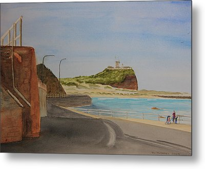 Newcastle Nsw Australia Metal Print