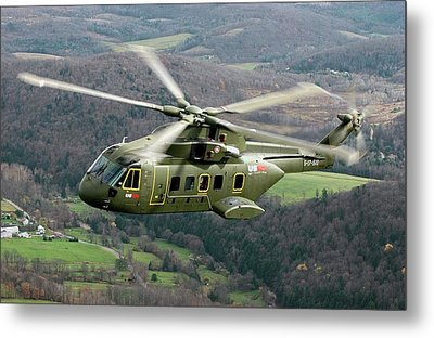 Next Generation Presidential Helicopter Metal Print by Lockheed Martin