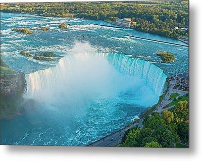 Niagara Falls Ontario Canada Metal Print