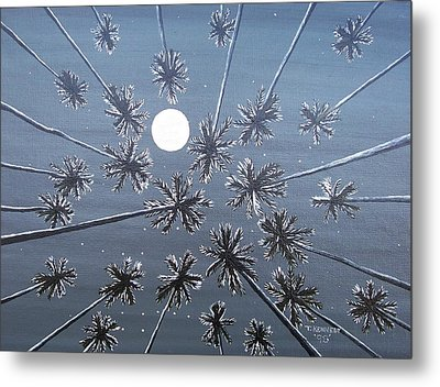 Night Dreams Metal Print