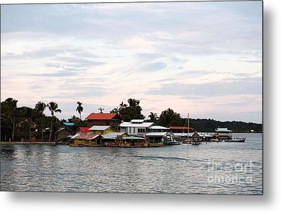 Night Is Coming At Bocas Metal Print by John Rizzuto