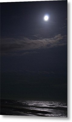 Night Moon Sun 161 Metal Print