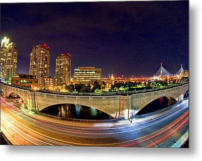 Night Moves 2-boston Metal Print