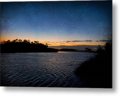 Nightfall Metal Print