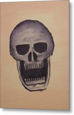 Nightmare Metal Print by Keith Nichols