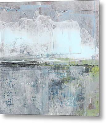 No. 204 Metal Print by Diana Ludet