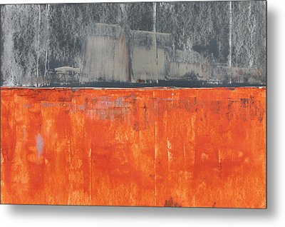 No. 95 Metal Print by Diana Ludet
