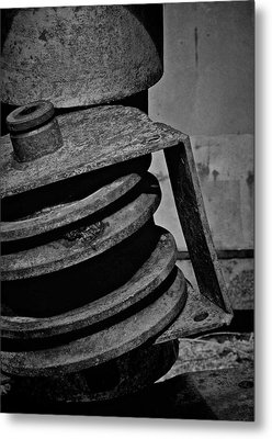 No Spin Metal Print by Odd Jeppesen
