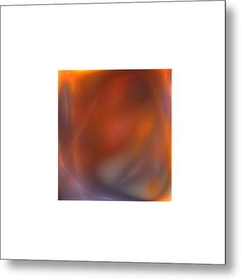 No Symetry Metal Print by Steve K