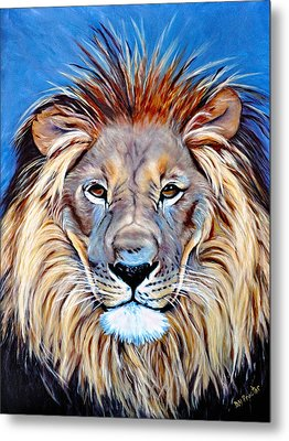 Noble Pride Metal Print by Donna Proctor