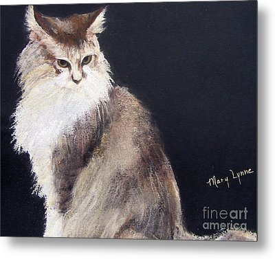Nonny Metal Print by Mary Lynne Powers