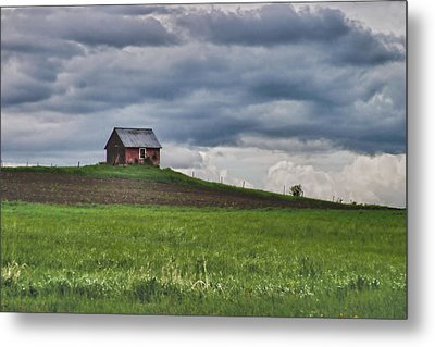 North 40 Metal Print by Jeff Folger