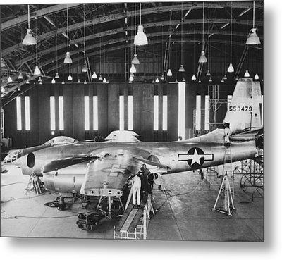 North American B-45 Tornado, 1947 Metal Print by Science Photo Library