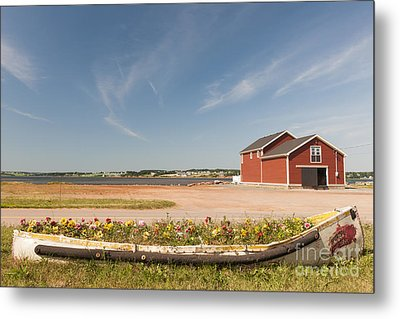 North Rustico Pei Metal Print by Elena Elisseeva