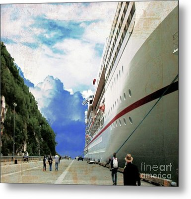 North To Alaska Metal Print