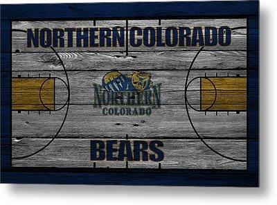 Northern Colorado Bears Metal Print